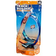 Hot Wheels Track Builder Zatáčky Loop it Boucle - Herní set