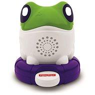 Fisher-Price Žabka Nauč se měřit CZ - Didaktická hračka
