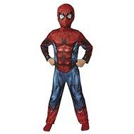 Spiderman Homecoming Classic - vel. S - Dětský kostým