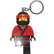 LEGO Ninjago Kai svítící figurka - Klíčenka