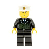 LEGO Watch City Policeman - Budík