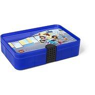 LEGO Friends Úložný box s přihrádkami - fialová - Úložný box
