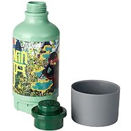 LEGO Ninjago láhev na pití - army zelená - Láhev na pití