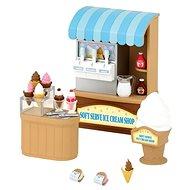Sylvanian Families Obchod s točenou zmrzlinou - Herní set