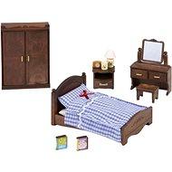 Sylvanian Families Nábytek - ložnice - Herní set