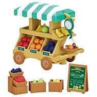 Sylvanian Families Fruit Wagon - Game Set
