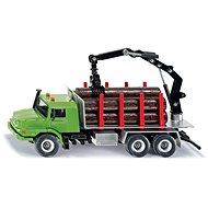 Siku Super - Lesnický kamion - Kovový model