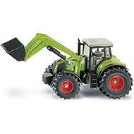 Siku Farmer - Traktor Claas s předním nakladačem - Kovový model