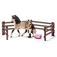 Schleich 42270 Péče o koně Andalusianského - Figurky
