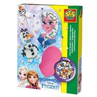 SES Frozen - zažehlovací korálky - Kreativní sada