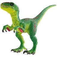 Schleich Prehistorické zvířátko - Velociraptor s pohyblivou čelistí a pažemi - Figurka