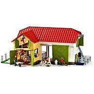 Schleich 42333 Velká farma se zvířaty a s přílušenstvím - Herní set