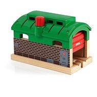 Brio World 33574 Železniční depo - Příslušenství k vláčkodráze