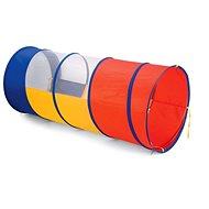 Tunel barevný - Dětský stan