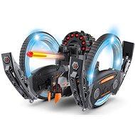 Bitevní robot černý - RC model