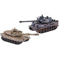 Tank M1A2 PK - Tank na dálkové ovládání