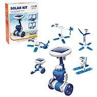 Solární set 6 v 1 - Elektronická stavebnice