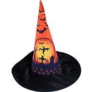 Rappa Klobouk Halloween - Doplněk ke kostýmu