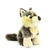 Rappa Plyšový vlk sedící - Plyšák