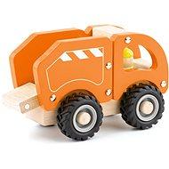 Woody Dřevěné autíčko – Popeláři - Auto