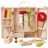 Woody Nářadí v dřevěném boxu - Didaktická hračka