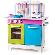 Woody Kuchyňka Julia, proužkovaná - Kuchyňka