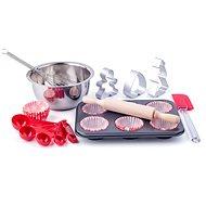 Woody Kuchyňský set - Pečeme muffiny - Dětské nádobí