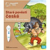 Kouzelné čtení - Staré pověsti české - Kniha pro děti
