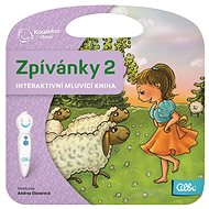 Kouzelné čtení - Zpívánky 2 - Kniha pro děti