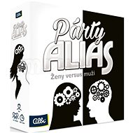 Party Alias Women vs. Men - Party Game