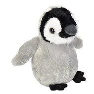 Hřejivý Tučňák šedivý - Plyšák