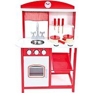 Bino Dětská kuchyňka s příslušenstvím - Kuchyňka