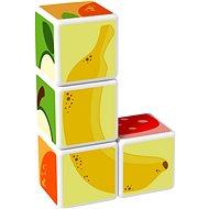 Magicube - Ovoce - Magnetická stavebnice