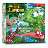 Mlsný Leon - Hra
