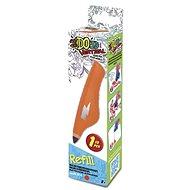 IDO3D Vertical: náhradní náplň - oranžová - Příslušenství ke kreativní sadě