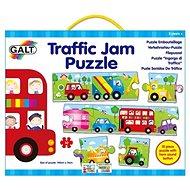 Puzzle dopravní zácpa - Puzzle