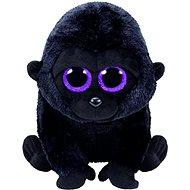 Beanie Boos George - Gorila černá 24 cm - Plyšák