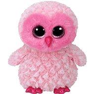 Beanie Boos Twiggy - Pink Owl - Plush Toy