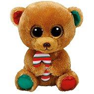 Beanie Boos Bella - Medvídek s cukrátkem - Plyšák
