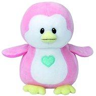 Baby TY Penny - Tučňák růžový - Plyšák