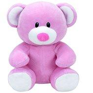 Baby TY Princess - Medvídek růžový - Plyšová hračka