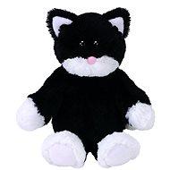 Attic Treasures Bessie - Kočka černobílá - Plyšák