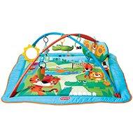 Tiny Love Hrací deka s hrazdou Kick & Play City Safari - Hrací deka