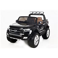 Ford Ranger Wildtrak 4x4 LCD Luxury, black lacquered - Children's electric car