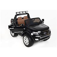 Ford Ranger Wildtrak 4x4 LCD Luxury, black - Children's electric car