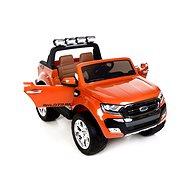 Ford Ranger Wildtrak 4x4 LCD Luxury, oranžové - Elektrické auto