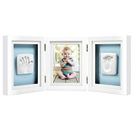 Pearhead Three-frame for table imprint, white - Print Set