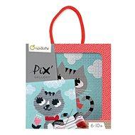 Avenue Mandarine Dětské vyšívání Kočička - Kreativní sada