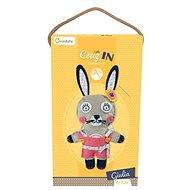 Avenue Mandarine Dětské šití Zajíček Giulia - Kreativní hračka