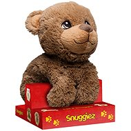 Snuggiez Přichytávací medvídek Brownie